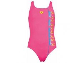 Dívčí plavky Arena Floater Jr. one 2a722 98 (velikost: 6-7)