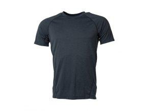Pánské funkční triko Northfinder Eliseo černá (velikost: XXL)