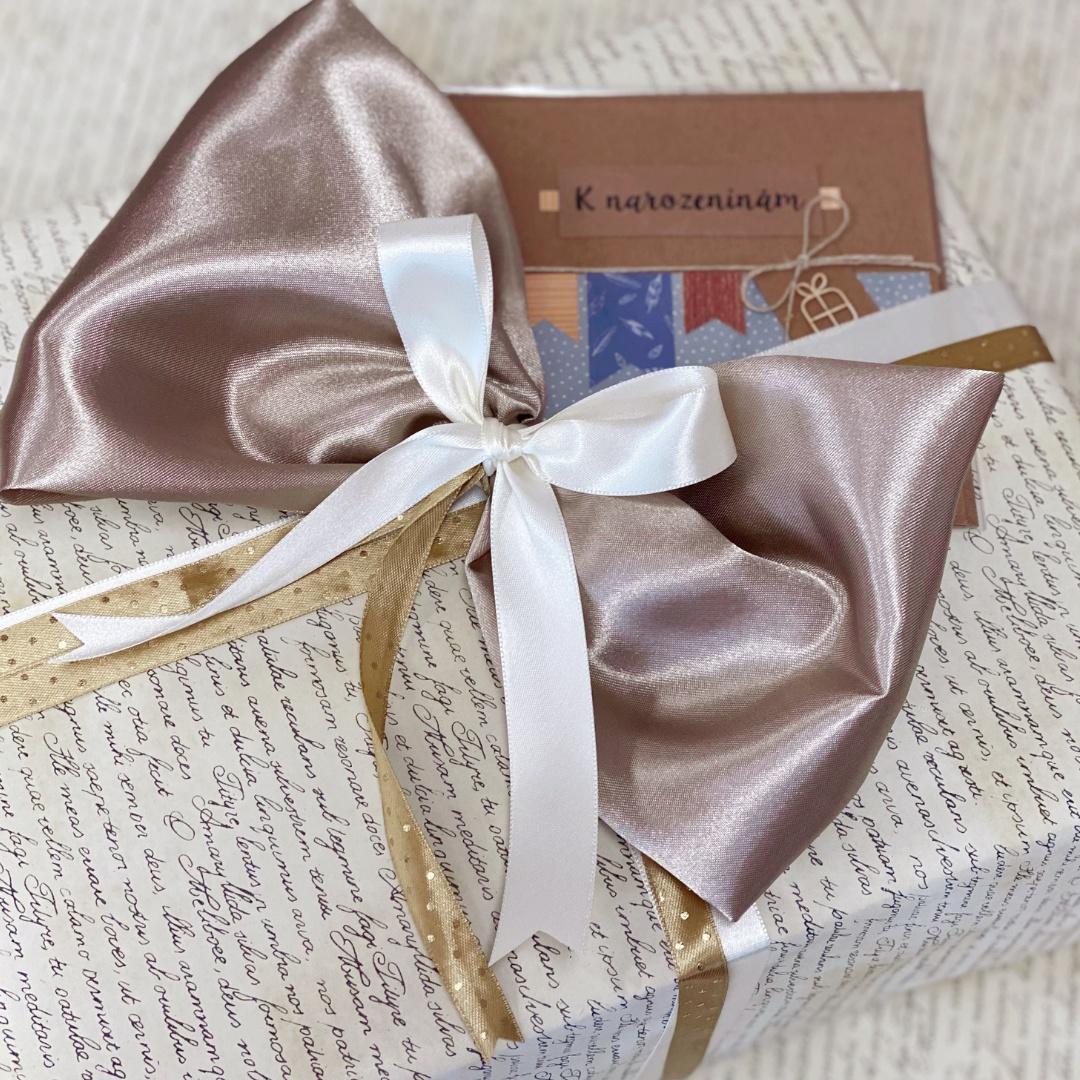 Balení dárků - K narozeninám