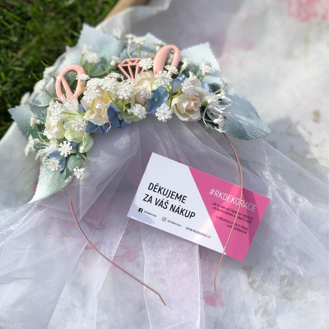 Svatební set pro nevěstu