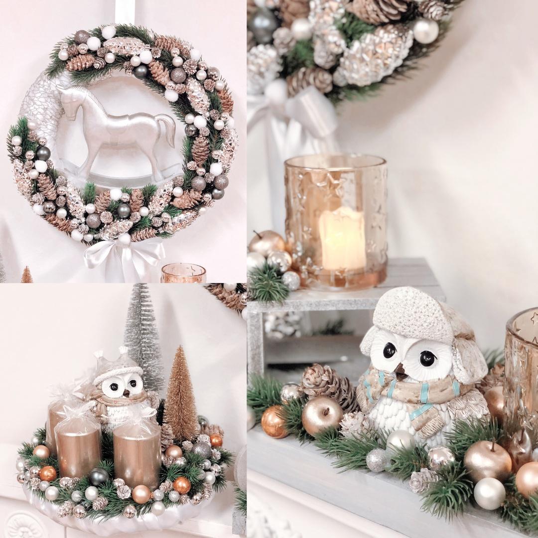 Malá realizace - Stříbrné Vánoce