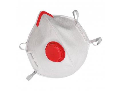 c item 1901 jednorazovy skladaci respirator msa affinity 2131 ffp3 s ventilom