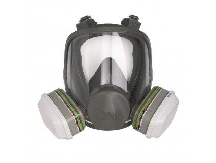 Celotvárová maska 3M 6900