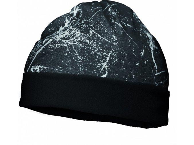 scarf černý