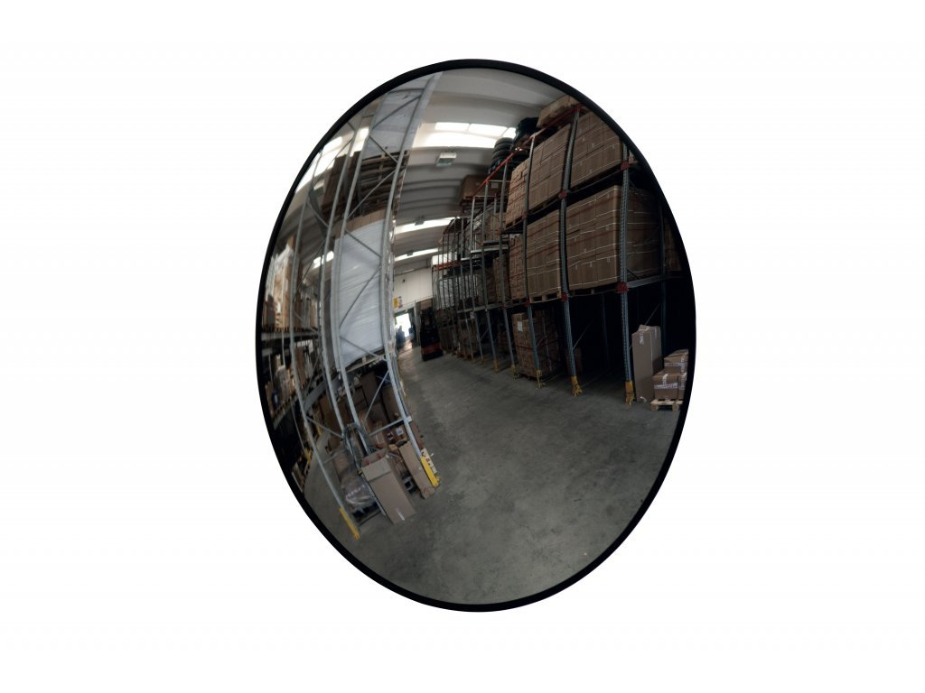 Bezpečnostní zrcadlo kulaté, průměr 500 mm