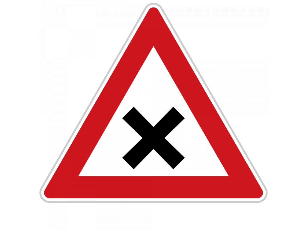 Czech road sign A03.svg