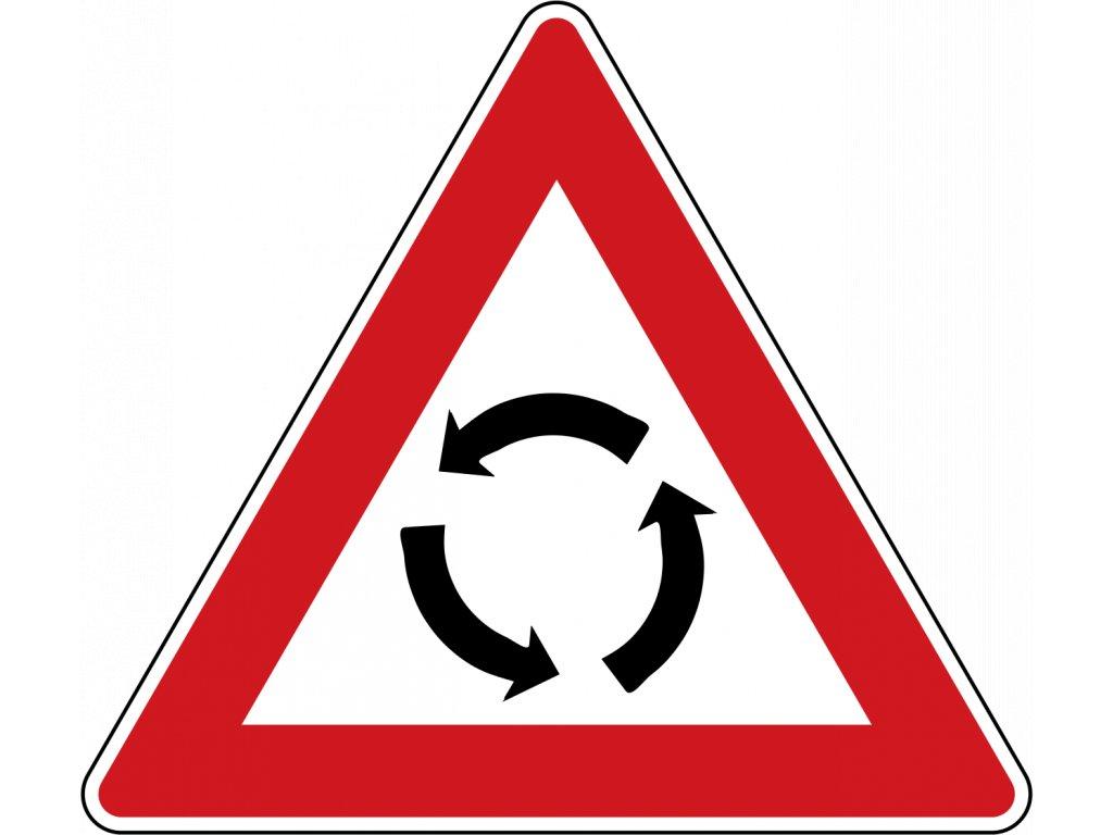 Czech Republic road sign A 4.svg 2