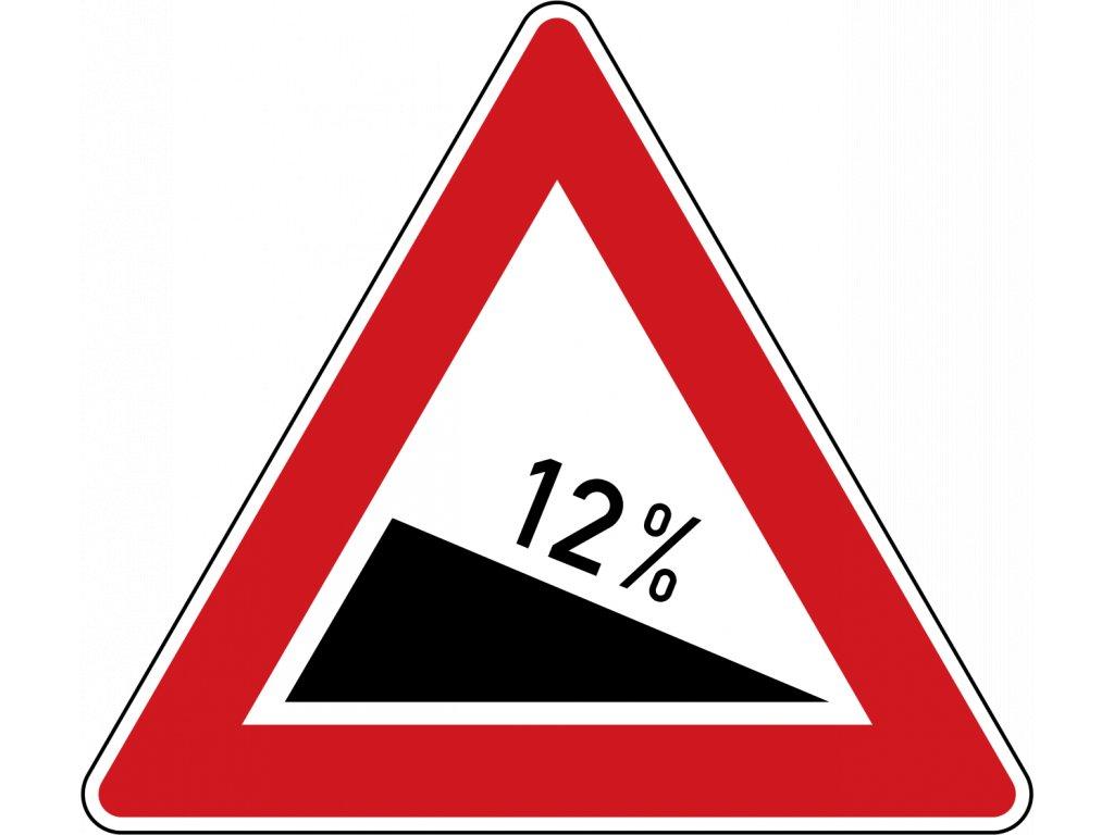 Czech Republic road sign A 5a.svg