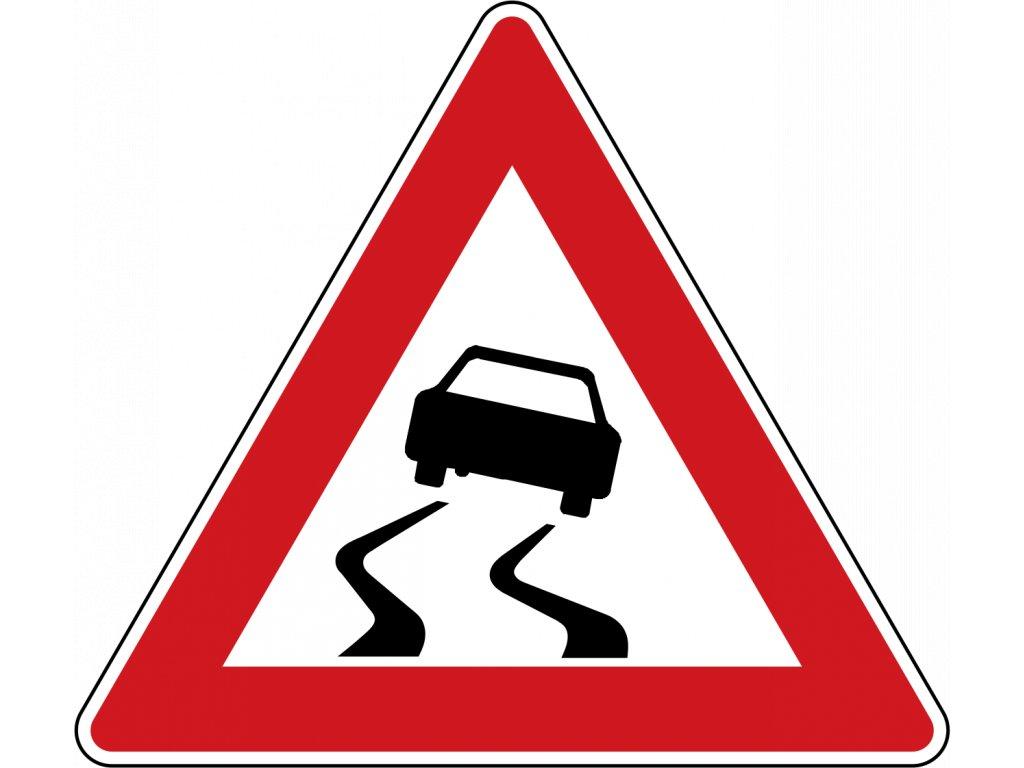 1280px Czech Republic road sign A 8.svg