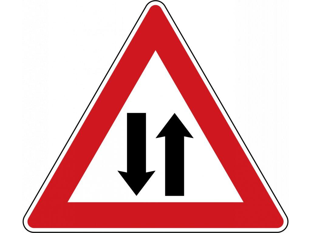 1280px Czech Republic road sign A 9.svg