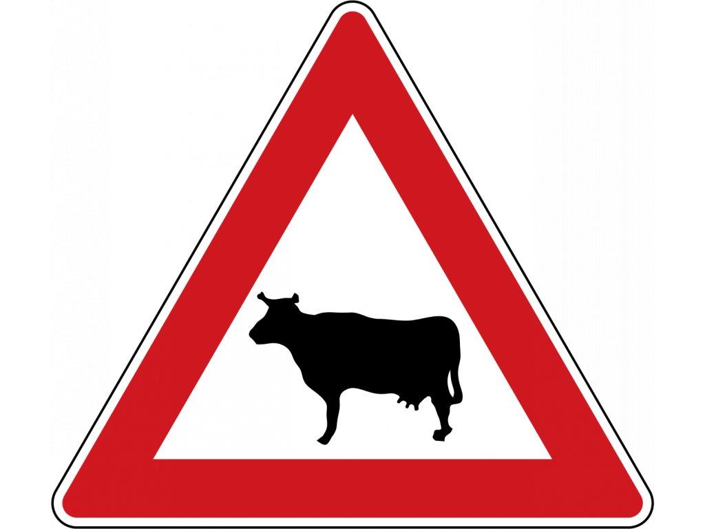 1280px Czech Republic road sign A 13.svg