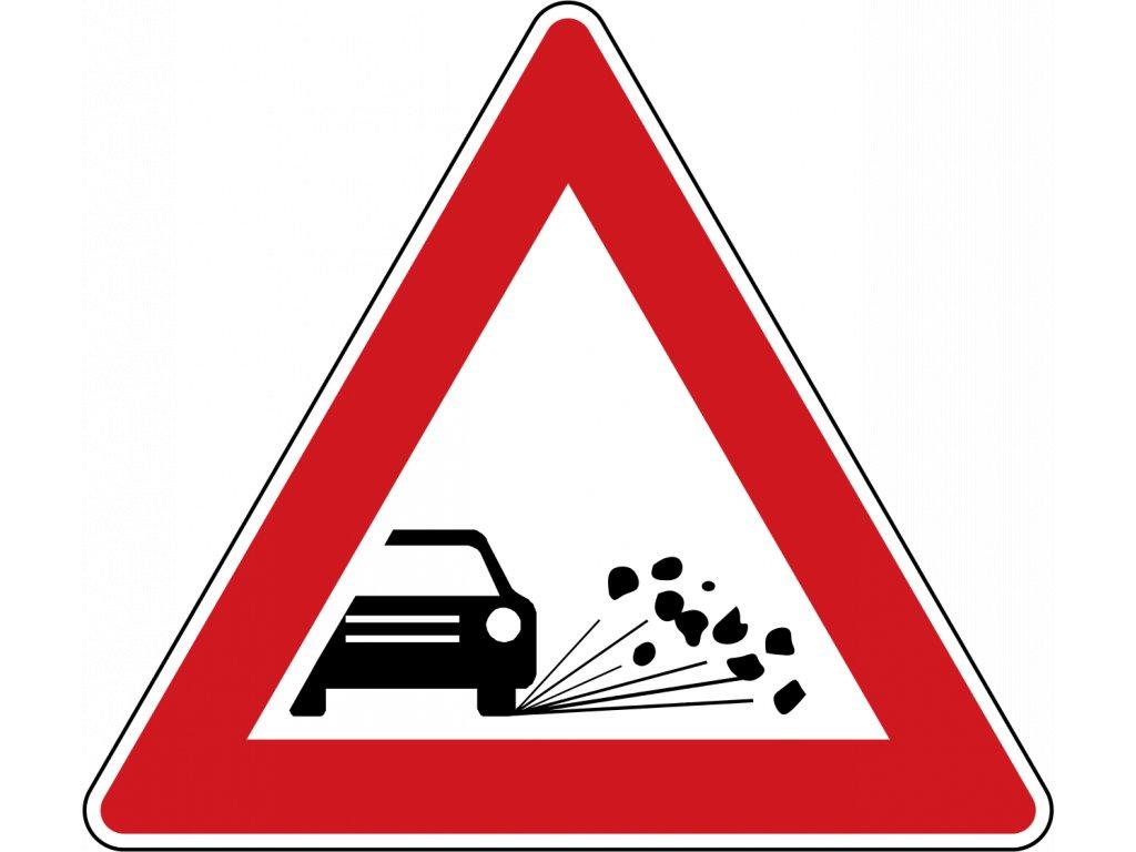 1280px Czech Republic road sign A 17.svg