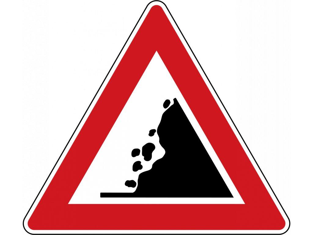 1280px Czech Republic road sign A 18.svg