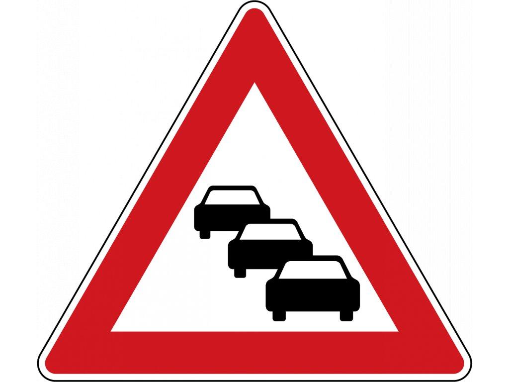 1280px Czech Republic road sign A 23.svg