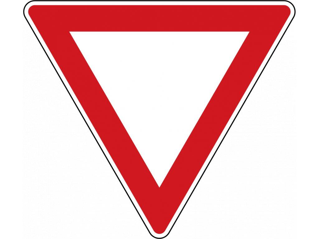 1024px Czech Republic road sign P 4.svg 2