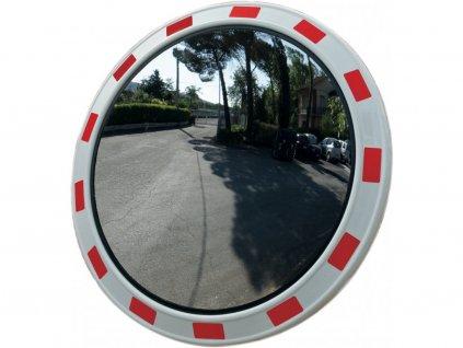 Dopravní zrcadlo kulaté, průměr 500 mm