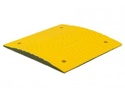 Zpomalovací práh, průběžný, 30 km/h, žlutý