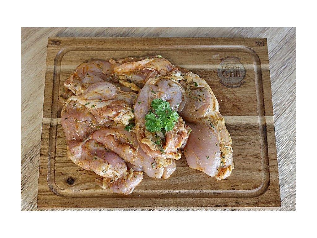Marinovaná kuřecí prsíčka