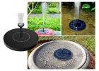Solární fontánky
