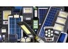 LED Solární osvětlení