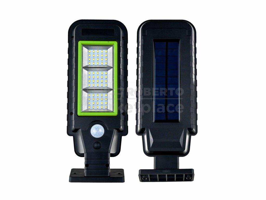 LED Solar Street Lamp HS 8011A 60SMD f0 bez