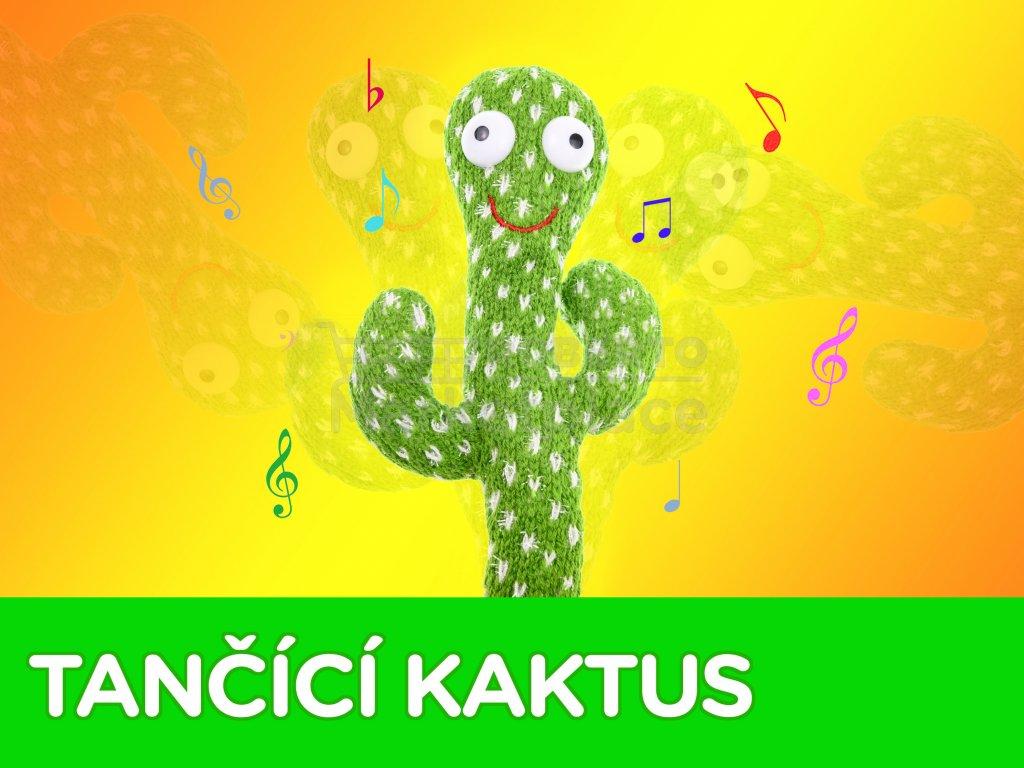 tancujici kaktus zvukova hracka f12b