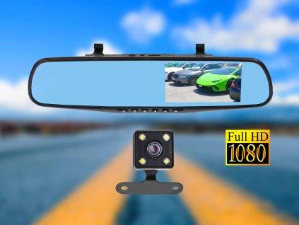 auto zrcatko vehicle Black box DVR HT 1440 f2