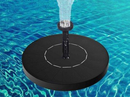 solarni plovouci vodni fontanka f1b