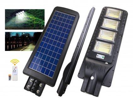 LED lampa solarni 180W fo 55180 dalkove ovladani FOYU f1