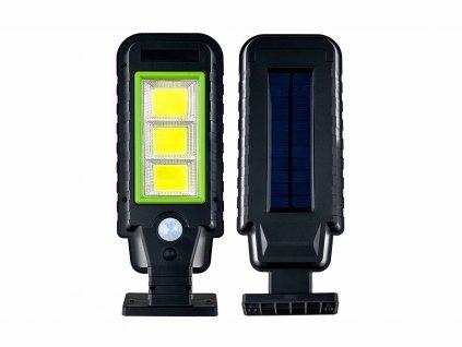 LED Solar Street Lamp HS 8011A 60SMD f0