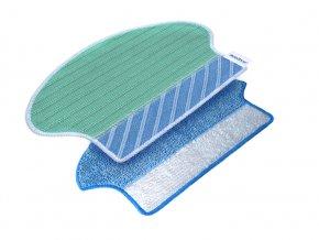 Sada mopů pro mokrý a suchý úklid Duoro XCLEAN (2ks)