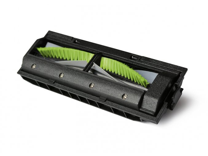 Roomy4 active brush saci hlavice zelen