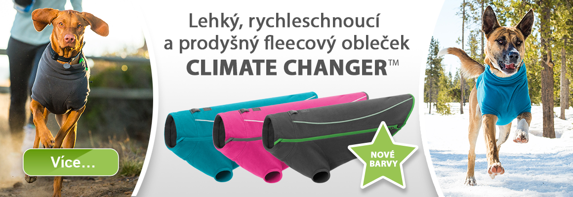 Nový obleček Climat Changer