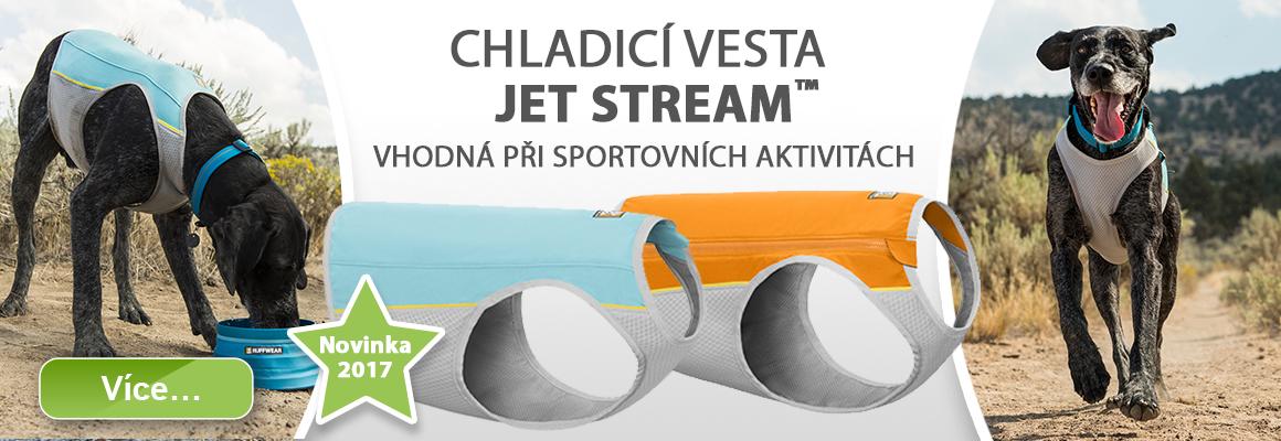 Chladicí vesta Ruffwear Jet Stream