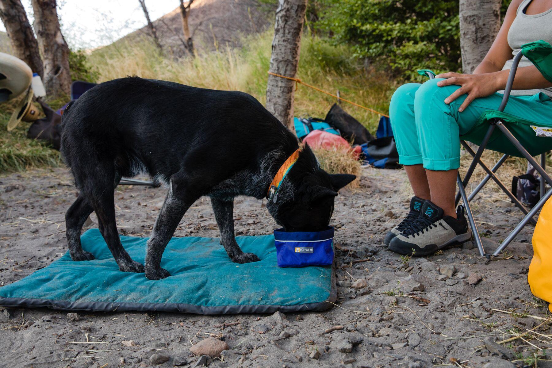 Cestovní pelech pro psy Ruffwear Mt. Bachelor Pad™
