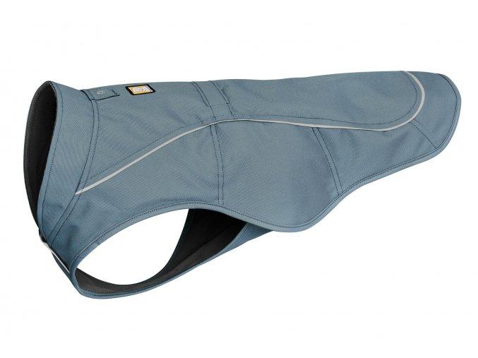 Web 05204 Overcoat Slate Blue Left
