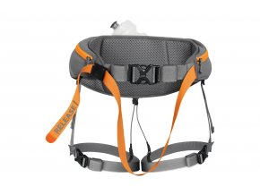 Web 30402 Omnijore Orange Poppy Hipbelt Front