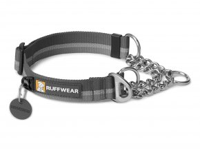 Web 25701 Chain Reaction Collar Twilight Gray