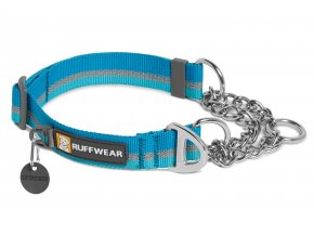 Web 25702 Chain Reaction Collar Blue Dusk