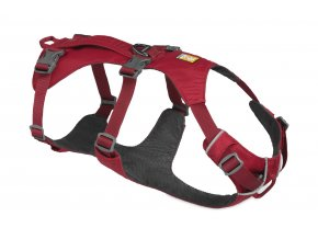 Web 3055 Flagline Harness Red Rock Right