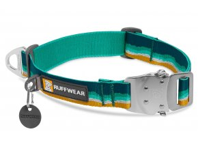 Web 25503 Top Rope Collar Sea Foam