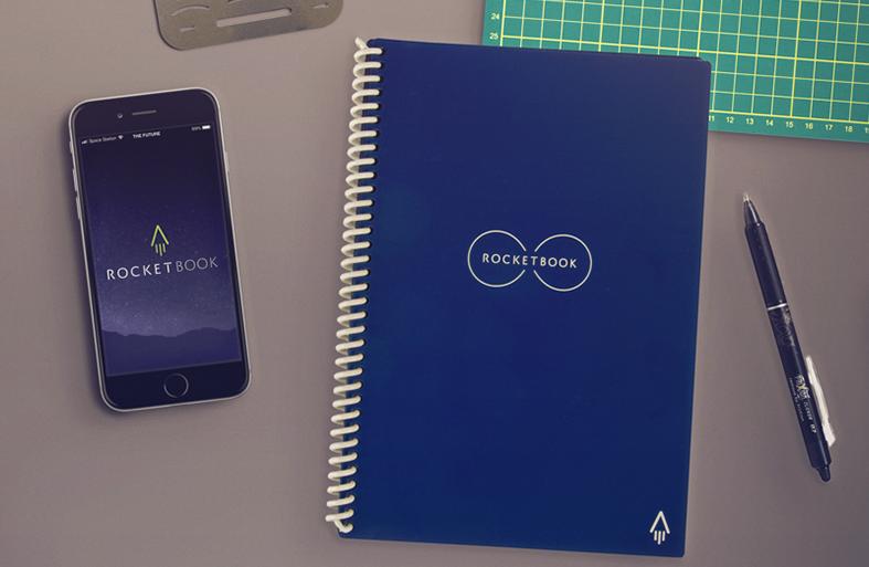 Jak funguje Rocketbook