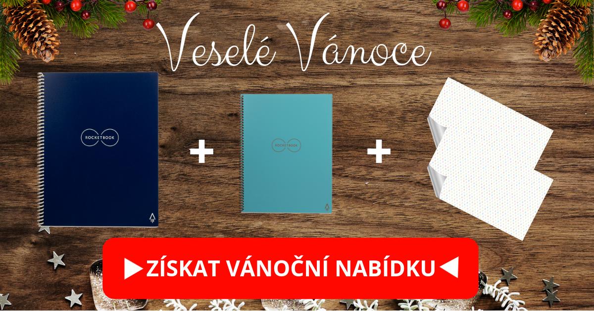 Vánoce na Rocketbook.cz