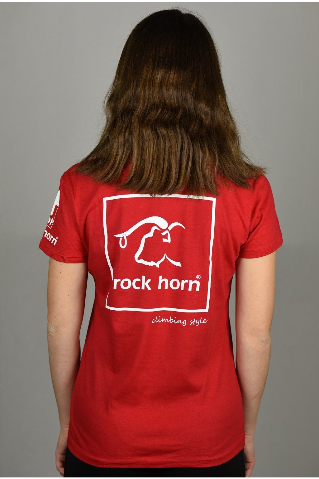 dámské triko BULL WOMEN / červená