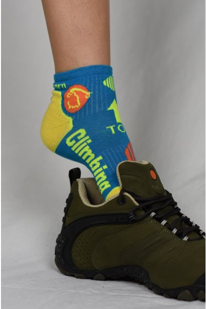 Ponožky SOCKS Climbing