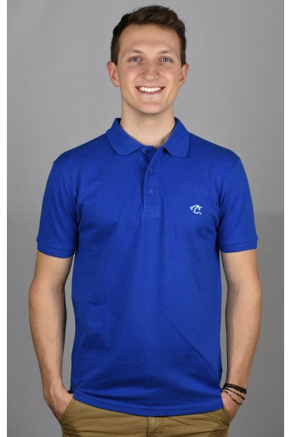 triko MARCO / modrá