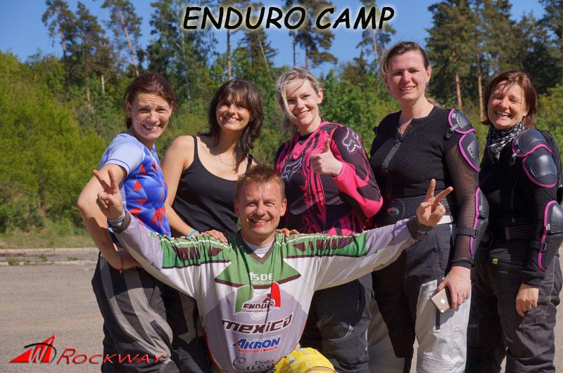 Enduro Camp s Davidem Pabiškou