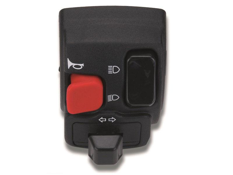 Přepínače na řidítka