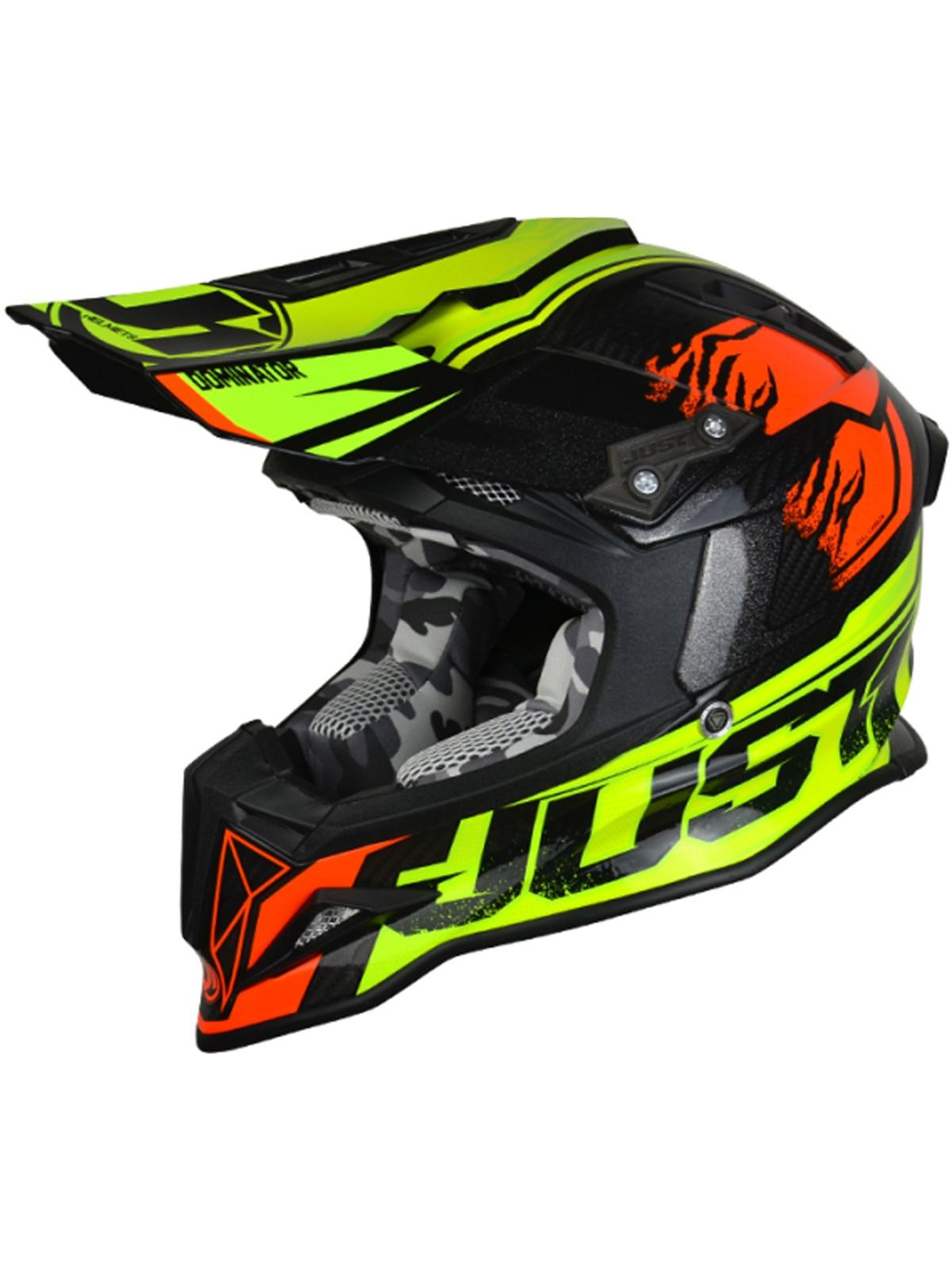 Just 1 Helmets