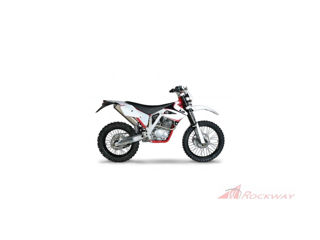 AJP PR4 240 Enduro PRO 2018 - předváděcí motocykl